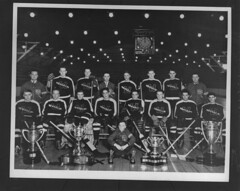 Winnipeg Monarchs, 1937 [LAC] (vintage.winnipeg) Tags: winnipeg manitoba canada vintage history historic sports people
