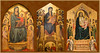 Variations on a theme (George Fournaris) Tags: icon madonna enthroned uffizi painting