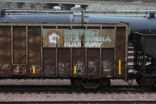 British Colombia Railway
