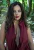 Lucia Pellegrini - Lilith (elparison) Tags: forestnymph nym lilith portrait downblouse red
