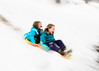 351| 365 (trois petits oiseaux) Tags: sled slowshutter 365 kids childhood
