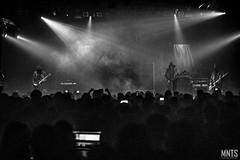 Mgła - live in Warszawa 2017 fot. Łukasz MNTS Miętka-41