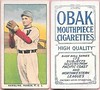 "1910 T212-2 Obak Cigarettes Baseball Card (""High Quality"" / #12) - ARTHUR ""WHITEY"" HENSLING (Pitcher) (Vernon Tigers / Pacific Coast League) (#181) (Treasures from the Past) Tags: t212 tobaccocard tobacco 1909 1910 1911 cigarette cigarettecard americantobaccocompany t212obak obak baseballcard vintage californiabranch obakmouthpiececigarettesbrand mouthpiececigarettes nwl northwestleague northwesternleague pcl pacificcoastleague arthurhensling whiteyhensling vernontigers pitcher thirdbaseman"