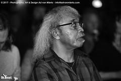 2017 Bosuil-Het publiek bij Joost de Lange en Band Of Friends 20-ZW