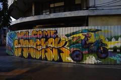 DSC00090 (IG: @chillishrimpflavour) Tags: thailand bangkok graffiti streetart khaosanroad カオサンロード