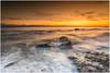 Good Morning (Steven Peachey) Tags: seascape beach sunrise stevenpeachey canon ef1740mmf4l canon5dmarkiv manfrotto lee09gnd hitech09gnd uk seaham northeastengland