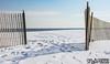 The Beach Awaits (SMPhotos2548) Tags: beach snow snowfall jerseyshore shore ocean
