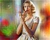 (horlo) Tags: constancejablonsky vintage actress portrait wallpaper fonddécran glamour actrice woman femme