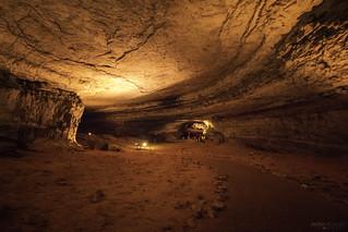 The Rotunda - Mammoth Cave National Park (Kentucky)