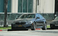 BMW M3 ZCP (F80) (SPV Automotive) Tags: bmw m3 zcp f80 sedan exotic sports car grey