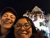 Selfies! (tiny red warrior) Tags: tomandjerryhouse michelle doloresheights sanfrancisco christmaslights