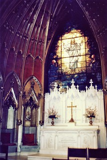 Scranton Pennsylvania  ~ St. Luke's Episcopal Church ~ Main Altar
