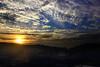 Dawn... (Debmalya Mukherjee) Tags: sunrise debmalyamukherjee canon550d 1018mm dawn morning mumbai clouds hills