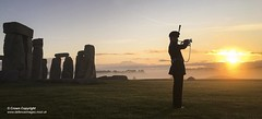 British Army remembers the fallen with poignant video featuring the Last Post (Defence Images) Tags: army music bugler lastpost stonehenge location atmospheric regiments bands thebandandbuglesoftherifles sunset sunrise landmark defence defense uk british military