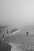 Venice Beach (Nathan Hillis Photography) Tags: venice beach waves water ocean surf california fog foggy