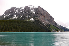 Lake Louise (Canadian Pacific) Tags: lake louise hotel fairmont alberta canada canadian banff national park lakelouise 111 drive chateau 2017aimg0368 water green blue bluish greenish mountain rockies rocky mountains