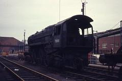 img003 (OldRailPics) Tags: br steam locomotive loco british railways crewe works 71000 duke gloucester