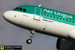 Airbus A320 Aer Lingus EI-DVG (Ana & Juan) Tags: airplane airplanes aircraft airport aviation aviones airbus aviación a320 aerlingus takeoff departure dublin dub ireland eidw spotting spotters spotter planes canon closeup