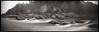 ONDU on the Narrows (DRCPhoto) Tags: ondu ondurama pinhole lenslessphotography panoramic kodakbw400cn 120film cheatriver westvirginia