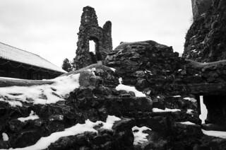 Castle Ruin Geroldseck