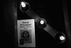 Woman at point Zero (Karla Matías) Tags: nawalelsaadawi literature feminist woman egypt