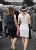 Big and Small (Steve Corey) Tags: hats womenshats bighats pebblebeach ladies ritz