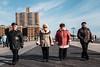 Gang of Four (Gisele Duprez) Tags: brightonbeach nyc russian boardwalk streetphotography leica leicaq