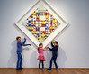Victory Boogie Woogie / Piet Mondriaan / The Hague (zilverbat.) Tags: denhaag museum children gemeentemuseum schilder mondriaan peopleinthecity zilverbat kunstschilder newyork candidphotography candid peopleofthehague piet artistic art kunstwerk kunst visit tripadvisor travel thehague town timelife tourist tourism tour lahaye dutchholland dutch people portrait portret photography destijl citylife citytrip city image blauw geel rood wit olieverf canvas doek thenetherlands wall pink lady youth colors world gemeente expositie expo culture canon fun