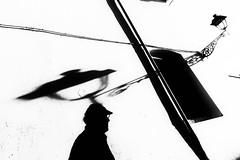 black & white (jazzfoto.at) Tags: sw bw schwarzweiss blackandwhite blackwhite noirblanc biancoenero blancoynegro italien italia italy italya itálie italië urlaub feriado vakantie dovolená vacation vacances sony sonyrx100m3 rx100m3 rx100miii sonyrx100iii sonydscrx100iii dscrx100iii street streetshot man manwithcap cap shadow laterne lantern lanterne lanterna linterna tapa boné berretto ombra sombra
