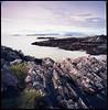 Eigg and Rum (Mark Rowell) Tags: morar eigg rum scotland highlands hasselblad 903 swc 6x6 120 mediumformat kodak ektar landscape film