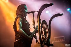Behemoth - live in Warszawa 2017 fot. Łukasz MNTS Miętka-45