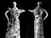 Teiere - Teapots (Mattia Camellini) Tags: paolastaccioli art arte ceramica italia canoneos5 id11 ilfordfp4 vintagecamera canonef135mmf2lusm teiere scultura mattiacamellini analog pellicola film35mm