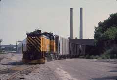 TSBY @ Caro Mi. !!! (Martin W. Burk) Tags: tuscola saginaw bay railroad michigan sugar beet train tsby rr