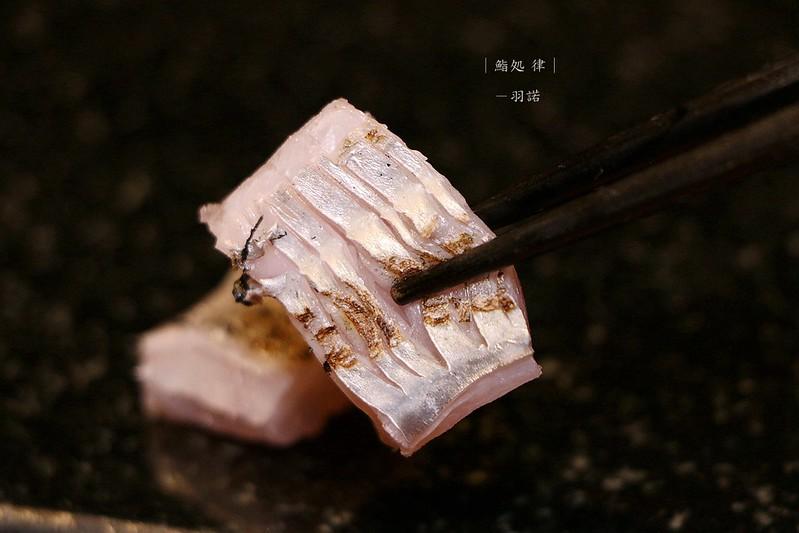 大安區日本無菜單料理 鮨処律(律鰭處)043