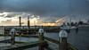 Port of Volendam. Holland (juanjo_rueda) Tags: volendam portofvolendam sunset landscape