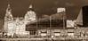 A Timeless Image ? (stephenbryan825) Tags: albertdock liverpool mannisland portofliverpoolbuilding royalliverbuilding architecture buildings dome dramaticlight dramaticsky selects threegraces