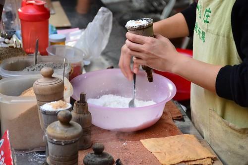 Yanping street food (Tainan, Taiwan 2017)