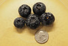 Some Really Big Blueberries (PDX Flyer) Tags: food blue berry blueberry quarter yellow weird unusual different big