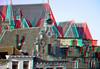Nijmegen 3D (wim hoppenbrouwers) Tags: nijmegen 3d anaglyph stereo redcyan poortvanhetsintstevenskerkhof poort sintstevenskerkhof grotemarkt