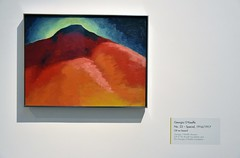 No. 22 Special (jpellgen (@1179_jp)) Tags: museum georgiaokeeffe art contemporaryart painting modernart american americanart travel nikon sigma 1770mm d7200 december winter santafe southwest usa america downtown nm newmexico artist mountain mountains