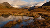 Wasdale (Ade G) Tags: landscape seasons weather clouds colour grasses lakes mountains panorama plants snow tarn winter