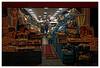Un tapis pour les fruits et légumes du crépuscule (Jean-Marie Lison) Tags: eos80d sigmaart bruxelles ruewayez soir épicerie anderlecht