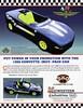 1998 Chevrolet Corvette Indy Pace Car Replica (aldenjewell) Tags: 1998 chevrolet corvette indy indianapolis 500 pace car replica kiddie midwestern industries flyer brochure