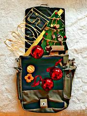 Bag of Noel (byzantiumbooks) Tags: werehere hereios bag noel merrychristmas