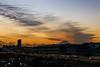 Mount Fuji (Matthias Harbers) Tags: panasonic dmctx1 photoshop elements topaz labs lumix zs100 tz100 dxo transportation traveling metropolitan hdr photomatix yokohama kanagawa japan outdoor sea 1 sunset sky evening city cityscape 3xp fuji