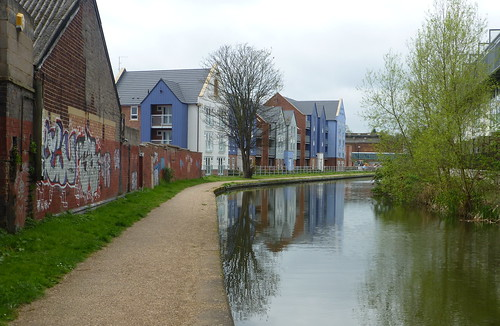 Coventry Canal_Electric Wharf_Coventry_Apr17