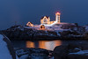 6S0A1410 (kayaker72) Tags: nubblelight nubblelighthouse nubble lighthouse lighthouses lighthousesofmaine christmaslights holidaylights