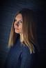 Phebe (Flandrach) Tags: portrait girl portret natural light window dark background