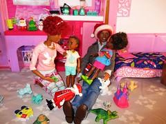 Treasured Memories (flores272) Tags: aabarbie aachelsea aaken aaboychelsea boychelsea madetomovebarbie barbiedoll barbie barbiefurniture barbiefashionistas barbieclothing barbiehouse fabfringe christmas