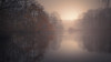 The Yoda-Suite (PixTuner) Tags: pixtuner wasser see water sea fog dunst reflection reflektion reflexion spiegelung mirror